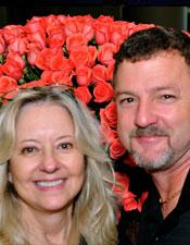 Chris and Debbie Atkinson