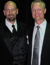 Damien Pechacek and Shawn Cornett