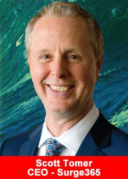 Scott Tomer, CEO, Surge365