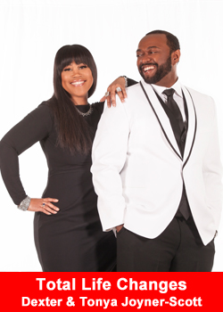 Total Life Changges, Ambassadors, Dexter And Tonya Joyner-Scott
