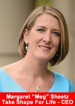 """Margart """"Meg"""" Sheetz, CEO, Take Shape For Life"""