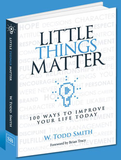 Little Things Matter By Todd Smith