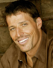 Anthony Robbins - Top Motivational Speaker