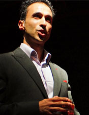 Kevin Abdulrahman - Top Motivational Speaker