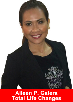 Total Life Changes, Aileen P. Galera