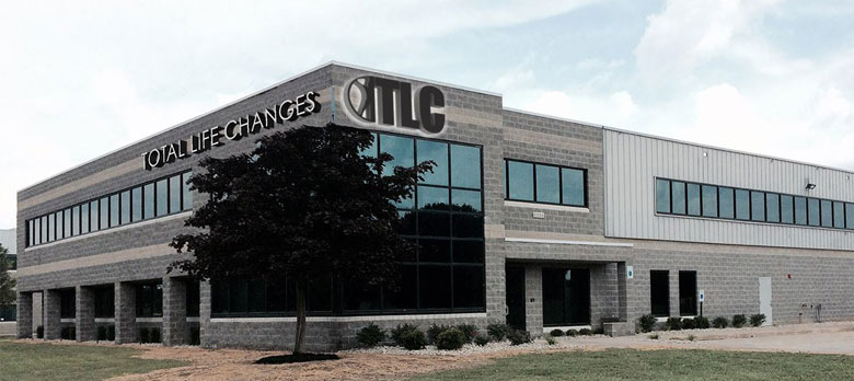 Total Life Changes World Headquarters in Ira Township, Michigan - USA