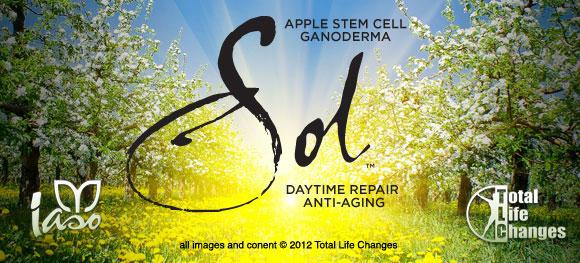 Total Life Changes Ganoderma