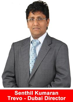 Trevo, Senthil Kumaran, Director Country Dubai