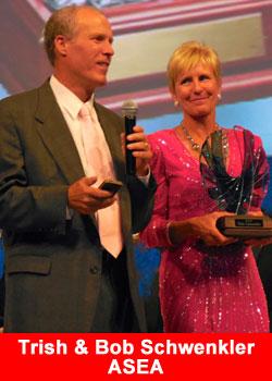 Trish Schwenkler, Bob Schwenkler, ASEA