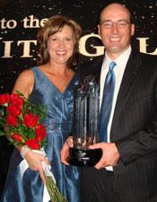 Mike and Carisa Riedmiller Trivita