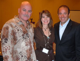 Troy, Jackie Ulmer and Todd Falcone