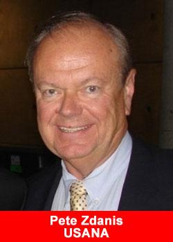 Pete Zdanis, USANA