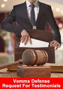 Vemma Defense, testimonials,  affidavit