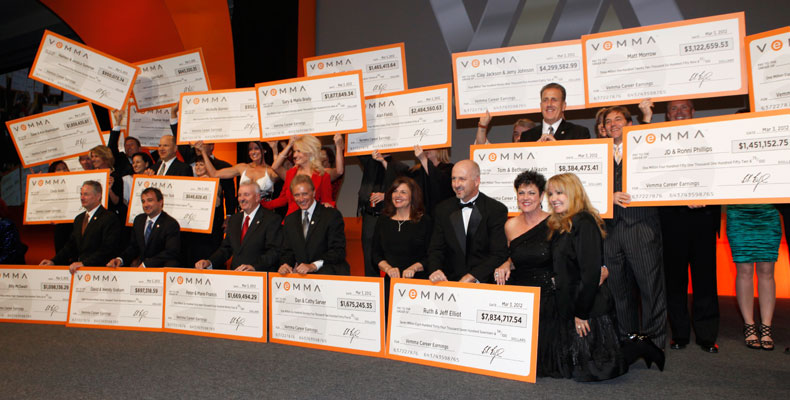Vemma Career Earnings Overview