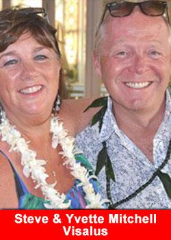 Steve & Yvette Mitchell,Visalus