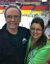 Bill & Trish Courchaine ViSalus