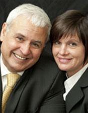 Frank Varon and Lori Petrilli ViSalus
