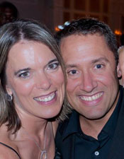 Melisa and John Davenport ViSalus