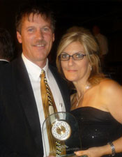 Rick and Elaine Lynas Visalus