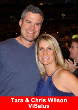 Tara and Chris Wilson, ViSalus
