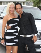 Tony and Rhonda Lucero Visalus