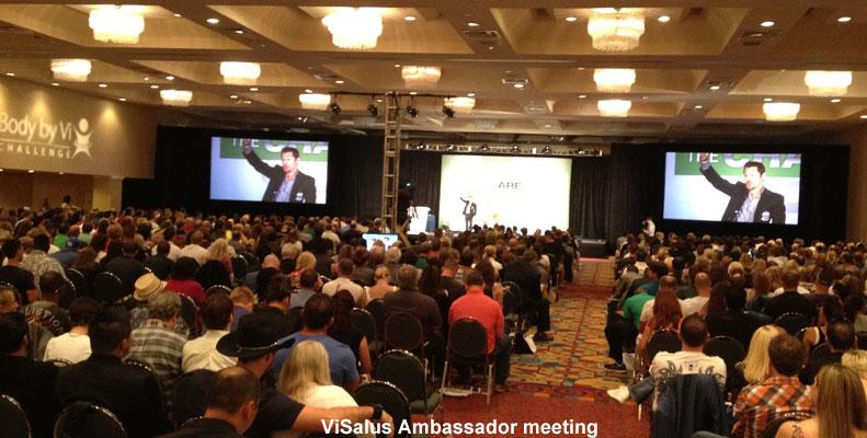 ViSalus Vitality Convention 2012