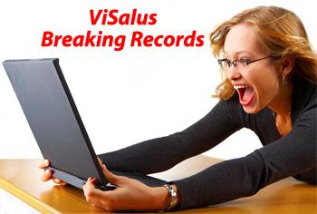 ViSalus Breaking Records