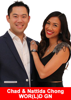 Chad and Nattida Chong, World Global Network