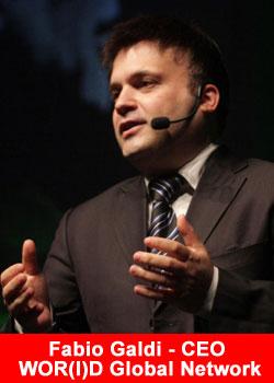 Fabio Galdi,Wor(l)d,CEO