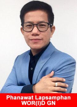 Phanawat Lapsamphan, WOR(l)D GN, World Global Network