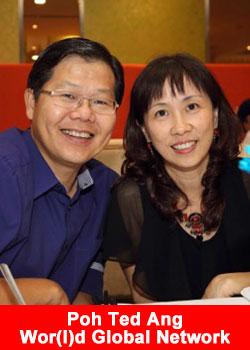 Poh Ted Ang, World Global Network, Malaysia