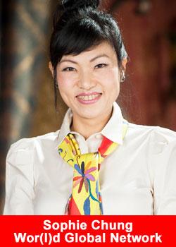 Sophie Chung,  Wor(l)d GN, South Korea