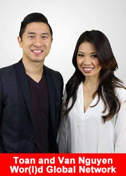 Toan And Van Nguyen, World Global Network, Grand President Rank