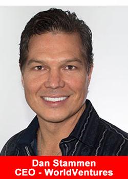 WorldVentures, CEO, Dan Stammen