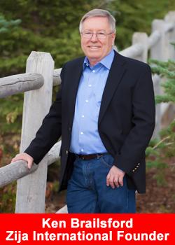 Zija, Founder, Ken Brailsford