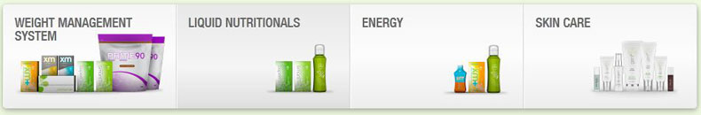 Zija International Product Line