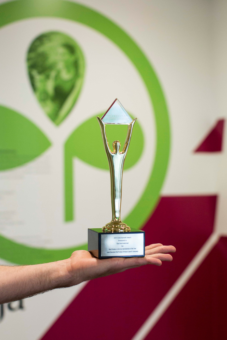 zija awarded new product introduction of the year direct selling this fall they will launch even more products during the zija super regional event in utah