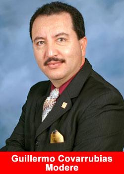 Guillermo Covarrubias, Modere