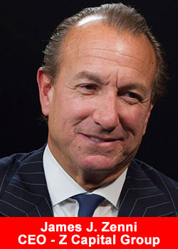 James J. Zenni CEO Z Capital Group
