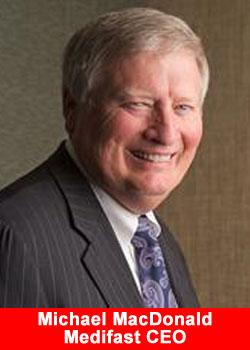 Michael MacDonald CEO Medifast